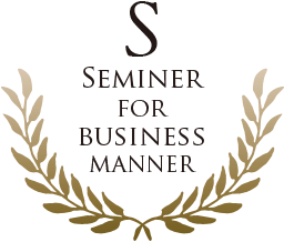 Seminer for business manner